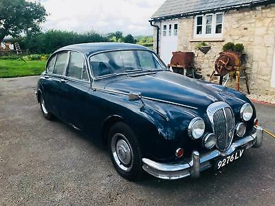 Daimler 250 V8 SALOON AUTOMATIC 1964  1 FORMER KEEPER CLASSIC CAR LOW MILES