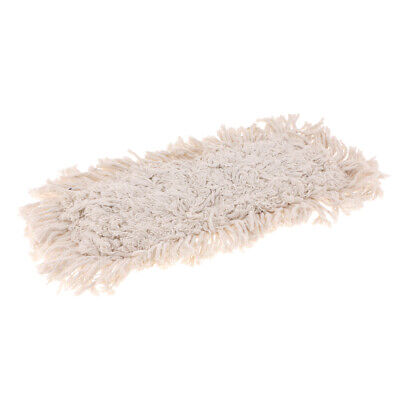 Blesiya Industrial Cotton Dust Mop Pad Refill Replacement Head 40cm / 60cm