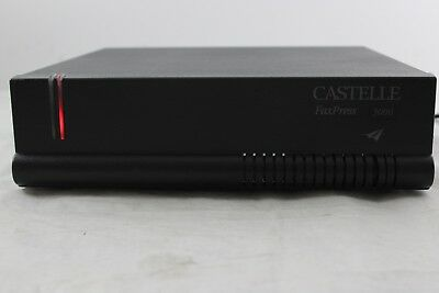 Castelle FaxPress 5000 Series 4 Line Fax Server - Expandable to 8 Lines