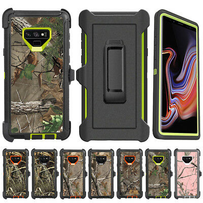 For Samsung Galaxy Note 9 8 Case Cover(Belt Clip Fit Otterbox Defender Series)