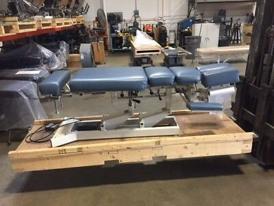 US Table Chiropractic adjusting  table