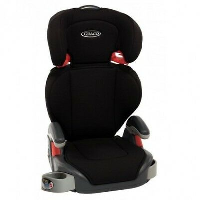 Graco Group 2/3 Junior Maxi Lightweight Highback Booster Car Seat Brand New