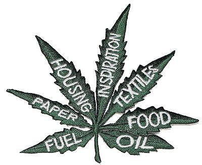 20231 White Ganja Green Pot Leaf Weed 420 Cutout Embroidered Sew Iron On Patch
