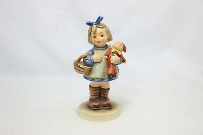 """Goebel Hummel- """"What Now?"""" Figurine #422 TMK7 Exclusive Special Edition AS IS"""