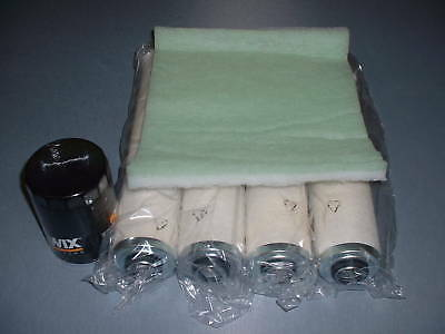 Filter Kit for Busch R5 RAO 160/250 B Vacuum Pump