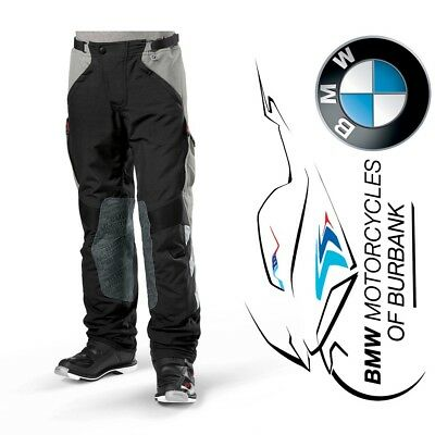 BMW Motorrad Motorcycle Genuine Rallye Pants Black/Gray