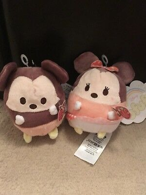 Disney Mickey And Mickey Ufufy NEW Scented