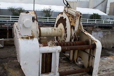 Hydraulic Trawl Winches (Matched Pair)