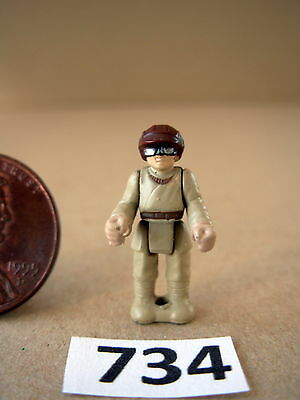 Star Wars Micro Machines Action Fleet ANAKIN SKYWALKER from Naboo Starfighter