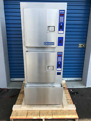 Cleveland 24CEA10 10 Pan Electric Floor Steamer (Fully Refurbished)