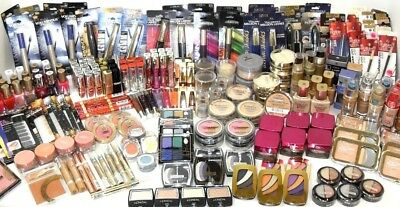 Major Brands - Bulk Mixed Makeup Box Lot - Wholesale Liquidation