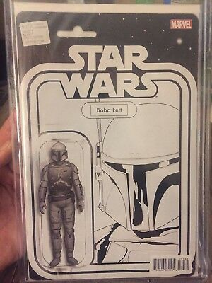STAR WARS 58 JOHN TYLER CHRISTOPHER NIEN NUNB ACTION FIGURE VARIANT NM