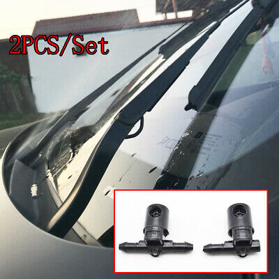 Front Wiper Washer Nozzle Jet For Opel Insignia A Astra J G Combo C Corsa C