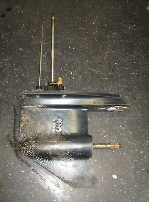 Johnson Evinrude Outboard motor V6 150 hp - 225 hp Lower Unit Gearcase  73 - 78