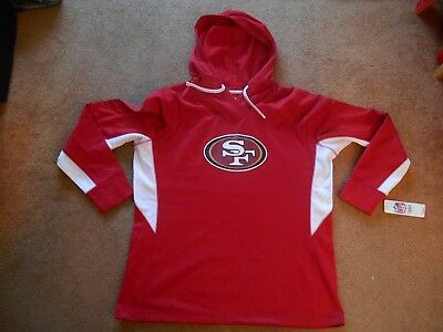 SAN FRANCISCO 49ERS Hoodie Medium XXXL 3XL Unisex Men Women Football  for sale