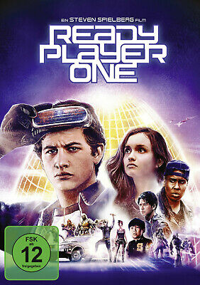 Ready Player One - (DVD)