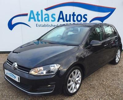 Volkswagen Golf GT TDI 1.6 110 BLUEMOTION DSG
