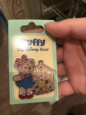 Shanghai Disney PIN Duffy friend Shellie May badges PIN NEW Limited