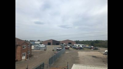 Fully Licensed Commercial Car    Breakers Recycling Yard Yard For Sale