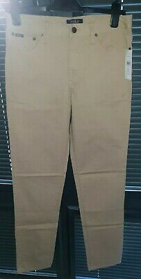 Polo Ralph Lauren Quality Jeans Chinos Age 15-17 ONLY £23 WOW GENUINE