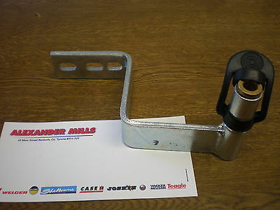 Ford New Holland Tractor Flashing Beacon Holder Bracket Right Hand DIN CNH Clamp