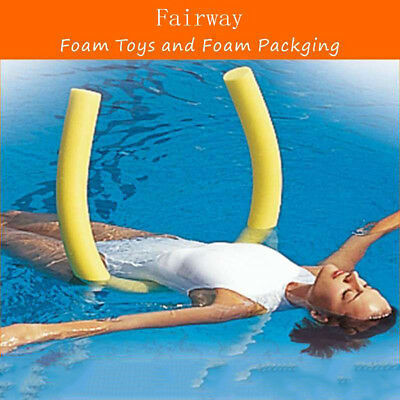 Universal Swimming Floating Chair Amazing Pool Noodle Chair Super Buoyancy CU