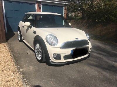 Mini Cooper Diesel 16 White John Cooper Works Bodykit 480000