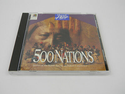 Microsoft Home; 500 Nations, Vintage Software