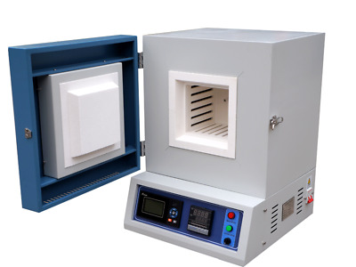 Muffle Furnace Max. Temp 1200 ℃  With chamber size 150×150×150 mm W/ 220V 2KW