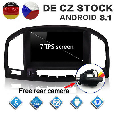 8 Core Android 8.0 CD DVD Player GPS Navi FM For Opel/Vauxhall/Holden Insignia