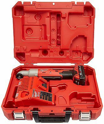 """Milwaukee 2668-21CT M18 Cordless 3/8"""" Right Angle Impact Wrench Kit"""