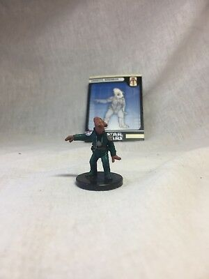 Varactyl Wrangler, Star Wars Miniatures, Champions of the Force #60/60