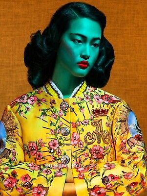 """MISS WONG By TRETCHIKOFF A4 GLOSSY RETRO KITSCH PHOTO PRINT NEW 11.75"""" X 8.25"""""""