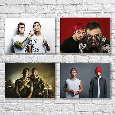 Twenty One Pilots Poster A4 NEW Set #1