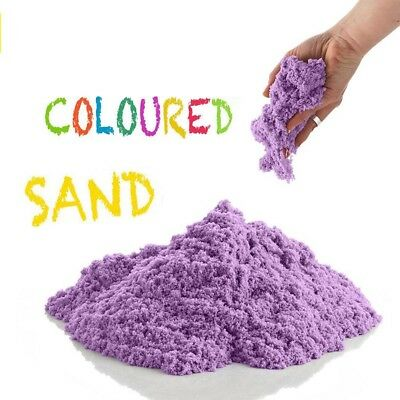 Sand Clay Educational Colored Magic Space Indoor Play Kids Toys Christmas Gifts