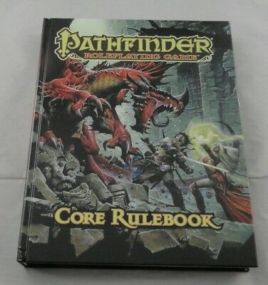 Pathfinder Roleplaying Game Core Rulebook (Hardcover) PZO1110