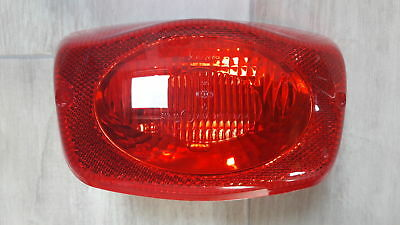 Vespa LX 50/125/150 LXV 50/125 Genuine Rear Light Complete 638646 / 58263R