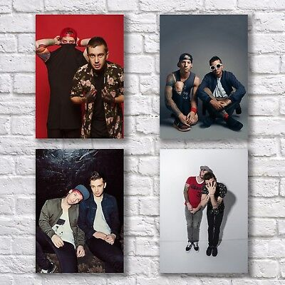 Twenty One Pilots Poster A4 NEW Set #2