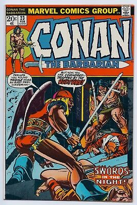 Conan the Barbarian 23 VF//NM 1st Appearance of Red Sonja