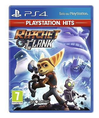Ratchet & Clank   Ps4 Nuovo Playstation Hits