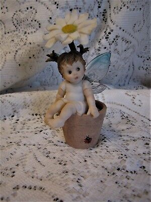 Oopsey Daisy My Little Kitchen Fairie Enecso 106962 w/ Box & Booklet