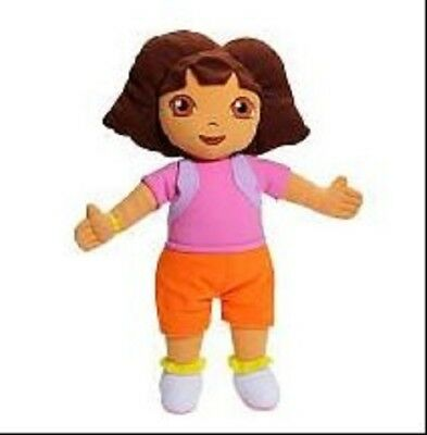 """Dora The Explorer  """"The One And Only Cuddle Pillow"""" Plush"""