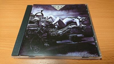 Hurricane - Slave To The Thrill(1990)CD