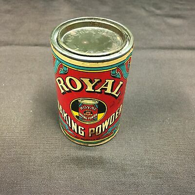 Old Vintage, Royal Baking Powder Full TIN | Cooking | BAKING