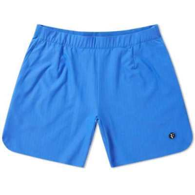 Nike LabX Roger Federer perforated short - mega blue adult XXL