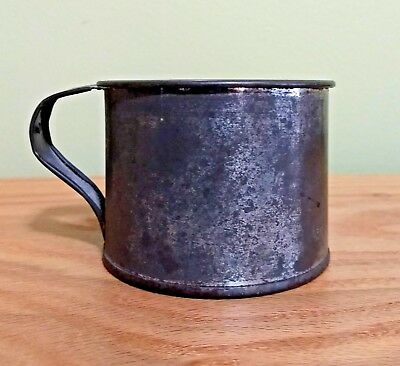 Vintage Tinsmith Drinking Cup