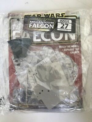 DEAGOSTINI STAR WARS BUILD THE MILLENNIUM FALCON Issue 27 - Hull & Jig