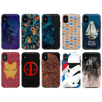 New! Otterbox Symmetry Case For Apple iPhone X & iPhone Xs MARVEL / STAR WARS