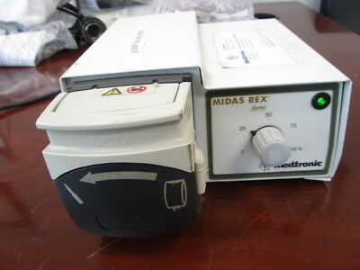 Medtronic Midas Rex Legend Irrigation Unit EHS IRC-115
