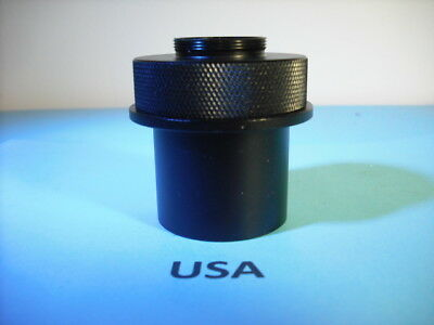 Nikon 38mm 2 C-Mount or T2 4 CCD & CMOS Microscope Camera Adapter Eclipse Optiph